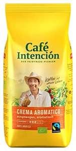 Nur noch heute: 8x Darboven Café Intención ecológico Café Crema Fairtrade Kaffeebohnen