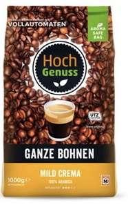 [Müller Abholung] billiger schlechter Kaffee, 1kg ganze Bohne, Crema