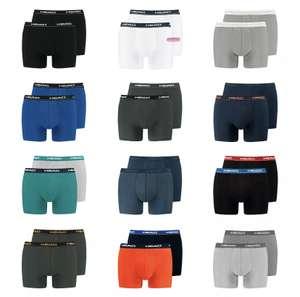 EBAY 6er Pack HEAD Herren Boxershorts Cotton Stretch S M L XL