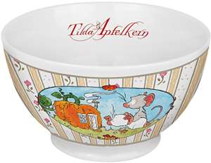 Tilda Apfelkern Porzellan-Müslischalen + Tassen für Kinder [Weltbild]