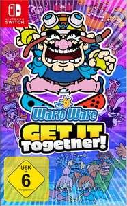 WarioWare: Get It Together! (Switch) für 42,99 € inkl. Versand bei Kaufland