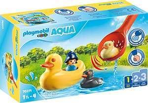 Playmobil 1.2.3 - Aqua Entenfamilie (70271) für 6€ (Müller)