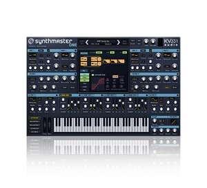 (Audio, Plugin, VST, AU) KV331 Synthmaster One 75% Rabatt