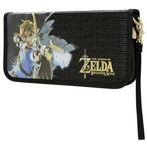 Nintendo Switch The Legend of Zelda: Breath of the Wild Tragetasche für Konsole und Spiele für 9,98€ (Amazon Prime)