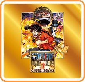 One Piece: Pirate Warriors 3 Deluxe Edition (Switch) für 4,96€ (MEX eShop)