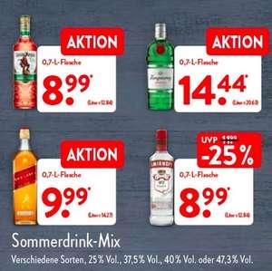 "Aldi Nord ""Summerdrink Mix"" z.B. Captain Morgan Tiki"