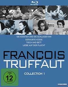 Der gesamte Antoine-Doinel-Zyklus im Blu-ray Boxset [Prime]