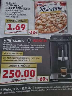 Lokal? Kaffeevollautomat Bosch TIS30159DE