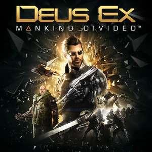 Deus Ex: Mankind Divided (Steam) für 3,54€ & Digital Deluxe Edition inkl. Season Pass für 5,32€ (Fanatical)