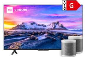 O2 Netz: Xiaomi Mi TV P1 55 + 2x Mi Smart Speaker im Free M Boost 40GB 4G/5G für 11€ einmalig, 36,99€ monatlich + 100€ RNM + 105€ Cashback