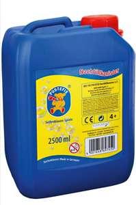 PUSTEFIX Seifenblasen Nachfüllkanister 2,5 Liter Seifenblasenflüssigkeit,kostenloser Versand mit Prime.