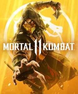 Mortal Kombat 11 Standard Edition PS4/PS5 USA PSN Store