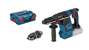 Bosch Professional Bohrhammer GBH 18V-26 F (Solo in L-BOXX)