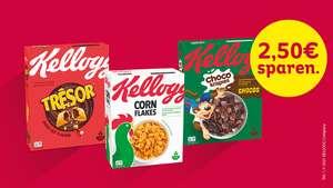 (Aldi Nord ab 17.09.) 2 Packungen Kellogg's via Scondoo für 1,48€