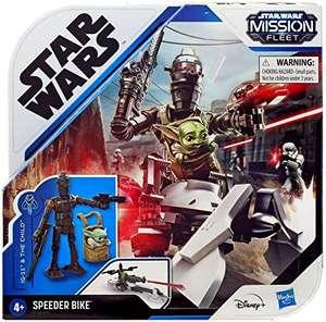Star Wars Mission Fleet Expedition Class IG-11, The Child für 15,99€ & Mission Fleet Expedition Class Kuiil für 12,99€ (Amazon Prime)