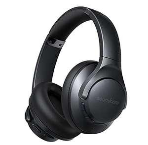 Soundcore by Anker Life Q20+ Bluetooth-Kopfhörer mit aktiver Geräuschisolierung