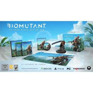 Biomutant Collector's Edition [Xbox One] oder Ps4 Version bei Gamestop
