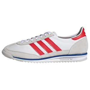 adidas Sneaker SL 72 Sneaker Low vivid red/ grey one unisex, Gr. 36 - 40