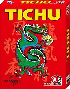 [Prime oder Thalia KC] ABACUSSPIELE 08981 - Tichu, Kartenspiel