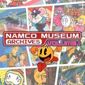Namco Museum Archives Vol 1 (Steam) für 3,81€ (Gamesplanet)