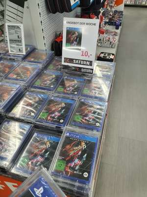 PS4 Need for Speed Hot Pursuit Remastered im Saturn Berlin Europacenter