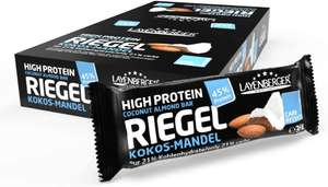 15x 40g Layenberger High Protein Waffel Kokos-Mandel