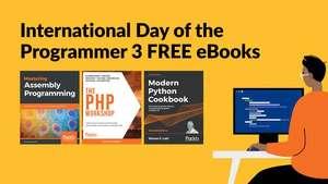 International Day of the Programmer Bundle 3 eBooks (PDF, EPUB & MOBI) kostenlos (Fanatical)