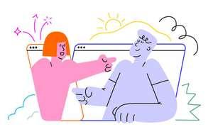 [Web-Designer UX UI & co] GROWWW KIT - Illustrationen zum 2. Geburtstag für 50% oder sogar kostenlos