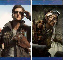"""Battlefield V - Skin DLC: Steve Fisher (Alliierter Elite) und Akira Sakamoto (Achsenmächte Elite)"" [PC/Xbox/Playstation]"