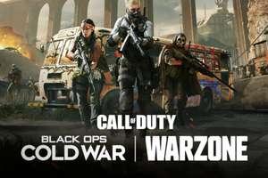 [Prime] Kostenlose Items für Call of Duty Cold War und Warzone mit Prime