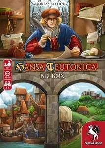 [Brettspiel] Hansa Teutonica Big Box 8,5 BGG Bestpreis