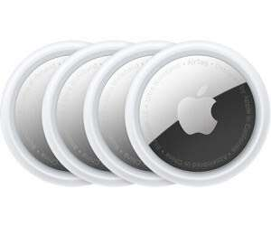 Apple AirTag (4er Pack) [mit Shoop für 93,10€; Bestpreis]