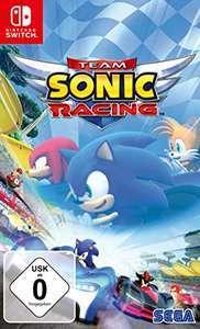 Team Sonic Racing (Switch Code in der Box) für 14,61€ als Cartridge bei Amazon für 14,61€ (Saturn & Media Markt Abholung)