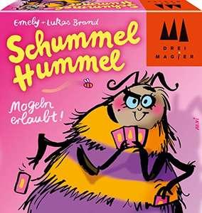 Schmidt Spiele - Schummel Hummel, Drei Magier Kartenspiel für 5,43€ (Amazon Prime & Thalia)