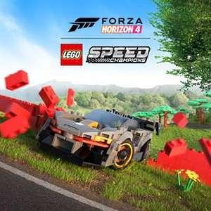 Forza Horizon 4: Lego Speed Champions DLC (Xbox One/PC Play Anywhere) für 4,88€ & Hot Wheels Autopaket für 4,34€ ISL (Xbox Store)