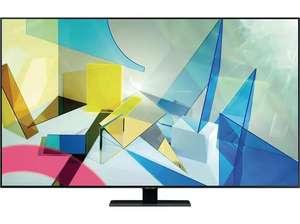 SAMSUNG GQ65Q82T QLED TV Fernseher (65 Zoll, 120 Hz, HDMI 2.1, FreeSync, Full Array Dimming) (bei Abholung im Markt)