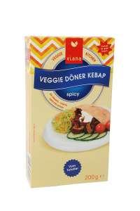6x Veggie Döner Kebap spicy von Viana Vegan 30% reduziert