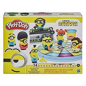 Play-Doh Hasbro Minions – Auf der Suche nach dem Mini-Boss Minions inkl. vierzehn Dosen Knete für 17,99€ (Amazon Prime)
