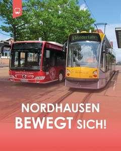 Gratis parken - stressfrei in die Nordhäuser Innenstadt