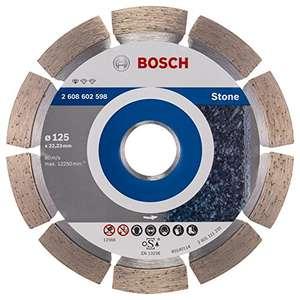 Bosch Diamanttrennscheibe Professional Stone 125 mm [Prime]