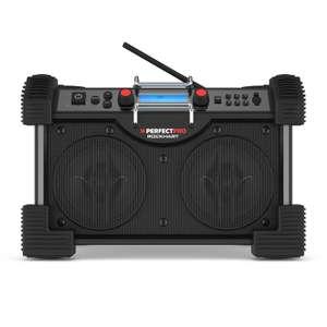 PerfectPro Baustellenradio ROCKHART RH3 zum Tiefstpreis