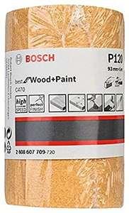 kl Schleifrollen Sammeldeal: Bosch Professional C470 Schleifwalze Farbe & Holz(93 mm, 5 m, Körnung 120) Prime