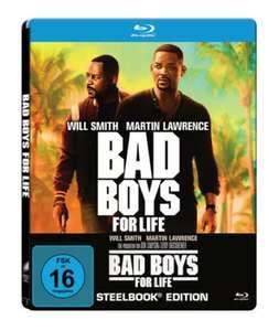 Bad Boys For Life Limited Steelbook Edition (Blu-ray) für 12,99€ (Media Markt Abholung)