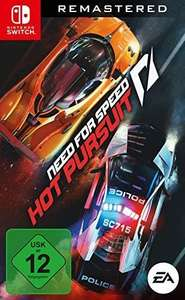 (Amazon Prime) NEED FOR SPEED HOT PURSUIT REMASTERED - Nintendo Switch