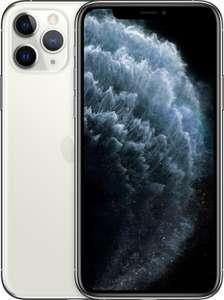 """[Gebraucht A+] Apple iPhone 11 Pro 64GB silber (5.8"""", 2436x1125, OLED, A13, 4GB RAM, 12MP, 4K@60fps, 3046mAh, Qi, IP68, 188g)"""