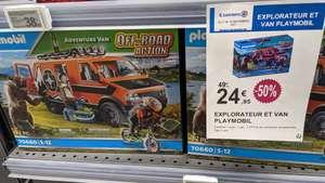 Lokal Playmobil Adventure Van 70660