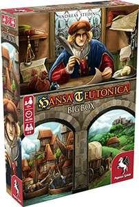 [Prime] Pegasus Spiele 55148G - Hansa Teutonica Big Box
