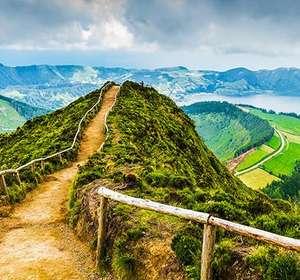 Flüge: Azoren (Oktober) Hin- und Rückflug mit TAP von Frankfurt nach Ponta Delgada ab 85€