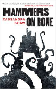 kostenloses Tor.com's eBook of the Month HAMMERS ON BONE (Persons Non Grata), Band 1