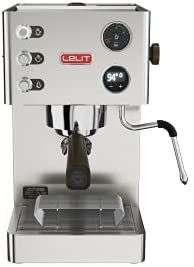 Lelit PL91T Victoria Siebträger Espressomaschine Einkreiser